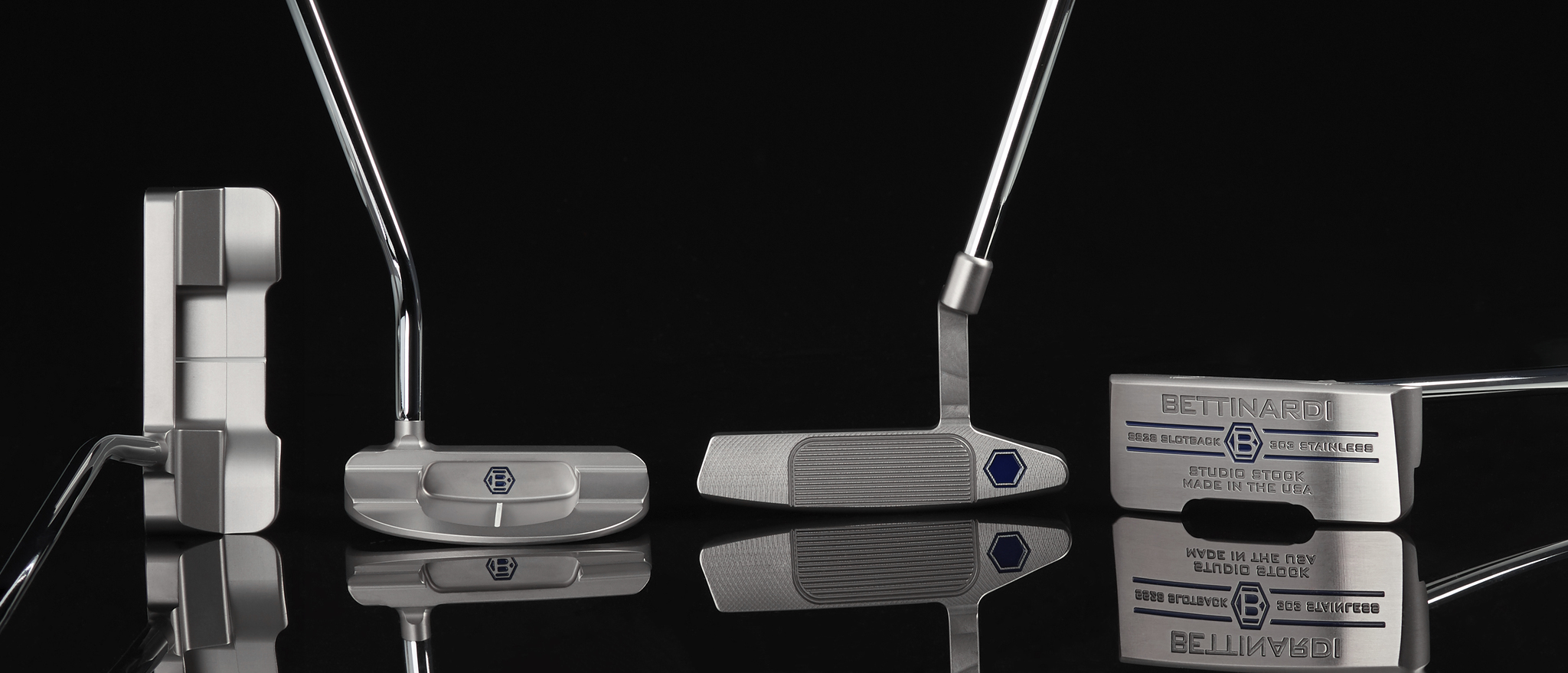 Bettinardi Putters—Studio Stock Series