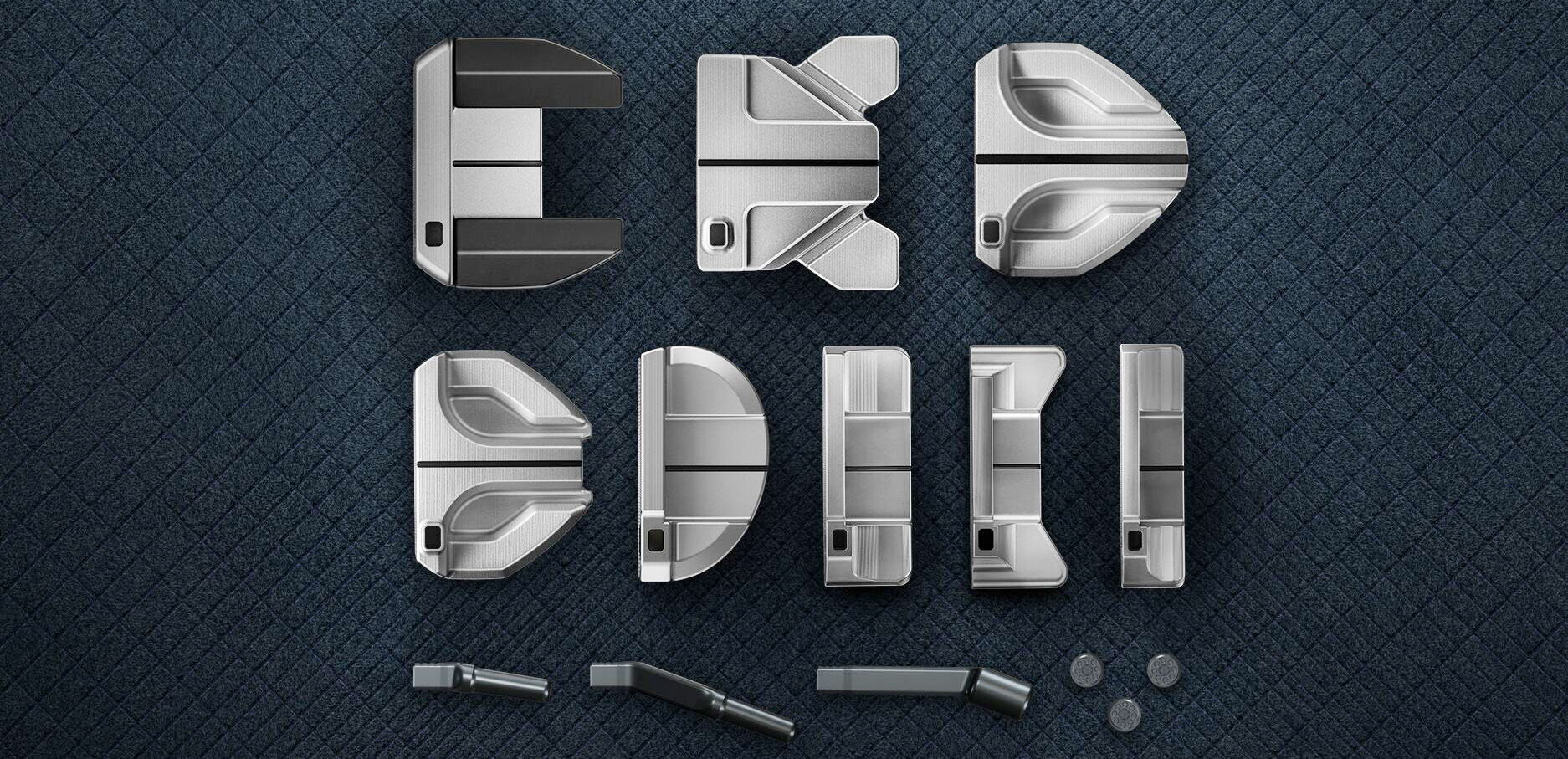 PXG heads and hosels