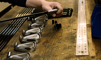 Club Champion—Importance of Custom-Built Clubs