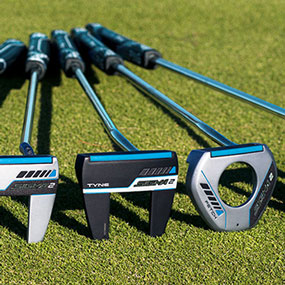 PING's Sigma 2 Putter Series