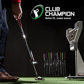 Short Game Spotlight: Putter Fittings