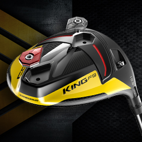 Advanced Aerodynamics and Low CG Make The Cobra King F9 Driver A Winner